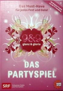 Glanz und Gloria - das Partyspiel 1