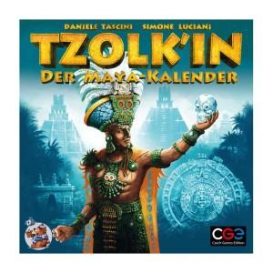 Tzolk'in - Der Maya Kalender