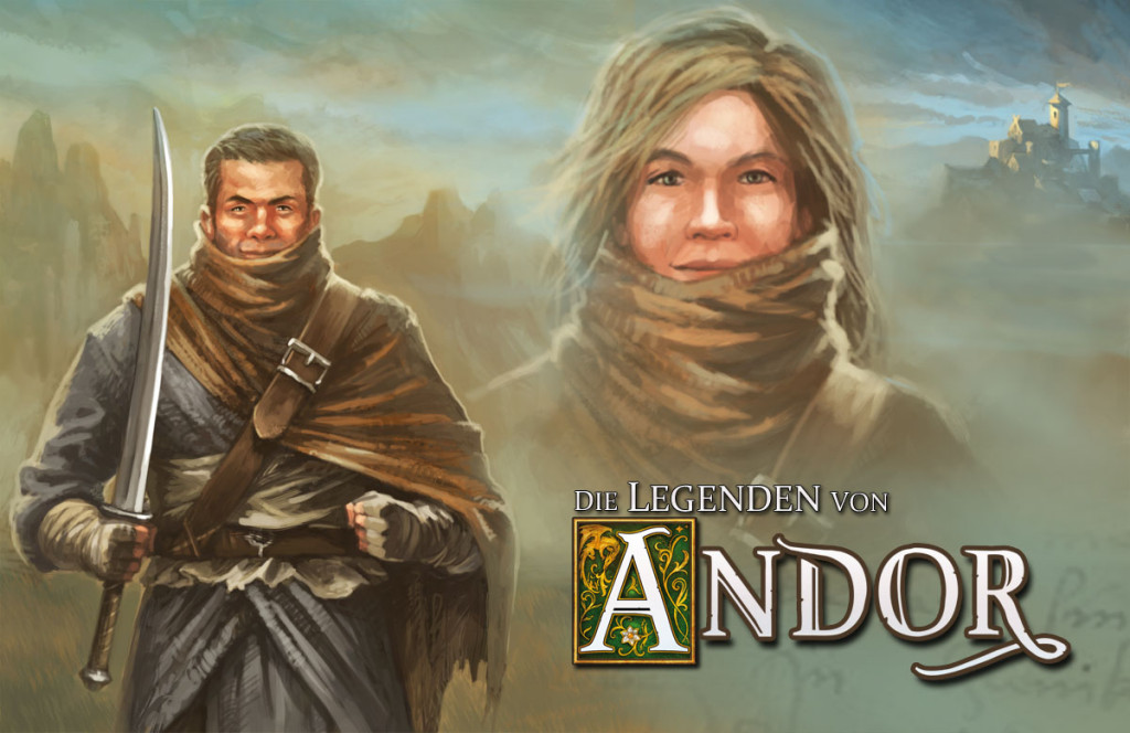 Der fremde in Andor