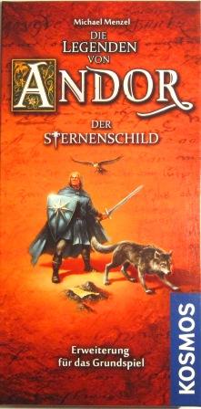 Die Legenden von Andor - Der Sternenschild 1