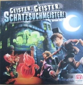 Geister, Geister, Schatzsuchmeister 1