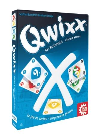 Qwixx - Das Kartenspiel