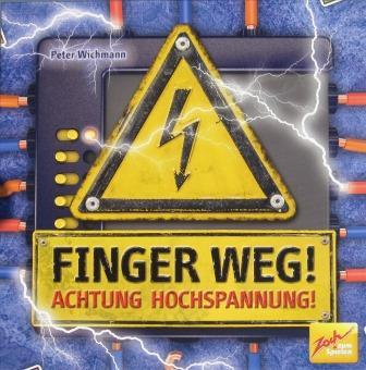 Finger weg 1