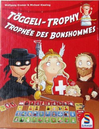 Töggeli-Trophy 1