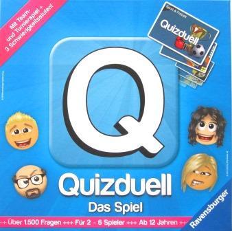 Quizduell - Das Spiel