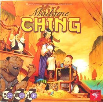Madame Ching 1