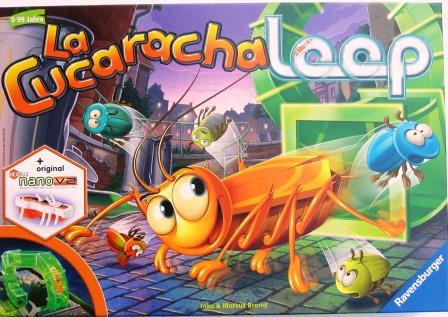 La Cucaracha Loop 1
