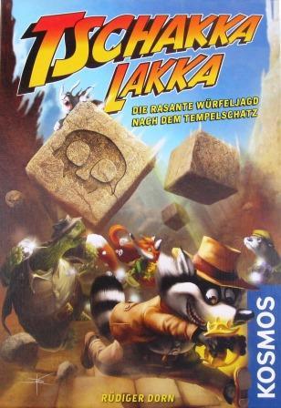 Tschakka Lakka 1