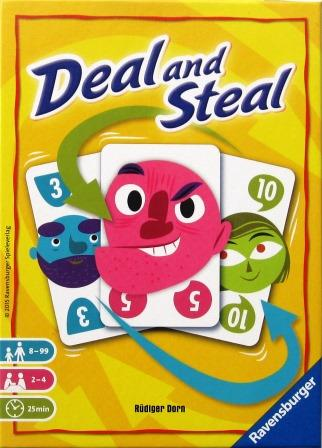 Deal and Steal 1