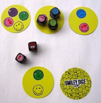 Smiley Dice 2