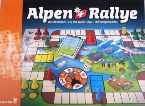 Alpen Rallye 1