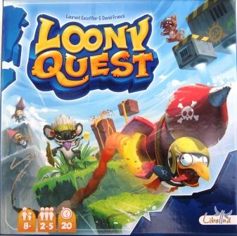 Loony Quest 3