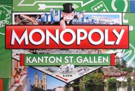 Monopoly Kanton St.Gallen 1