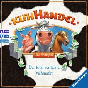 Kuhhandel - Das Brettspiel
