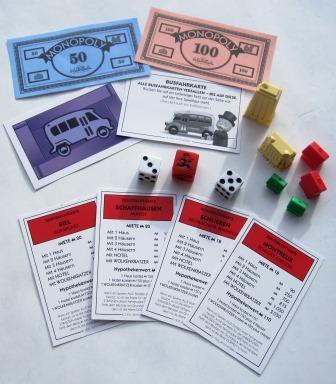 MEGA Monopoly Schweiz 3