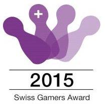 Swiss Gamers Award 2015