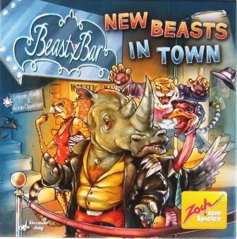 Beasty Bar - New Beasts in Town 1
