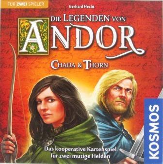 Die Legenden von Andor Chada und Thorn 1