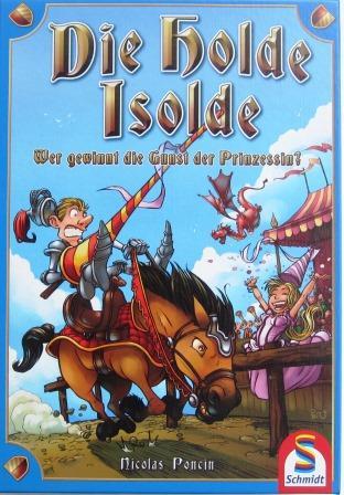 Die holde Isolde 1
