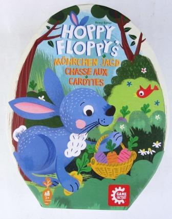 Hoppy Floppy's Möhrchen Jagd 1