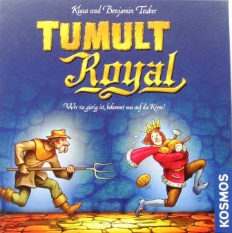 Tumult Royal 1