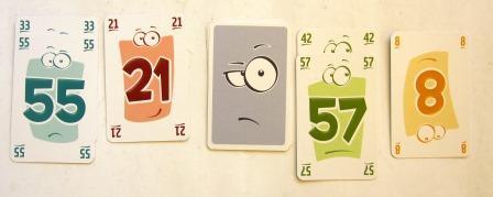 3 sind eine zu viel 3