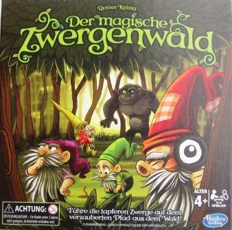 Der magische Zwergenwald 1