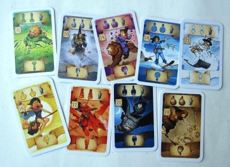 Broom Service - Das Kartenspiel 2
