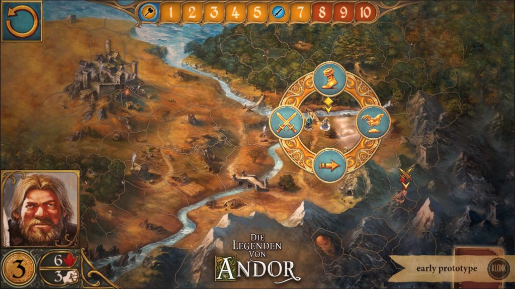 Andor Game