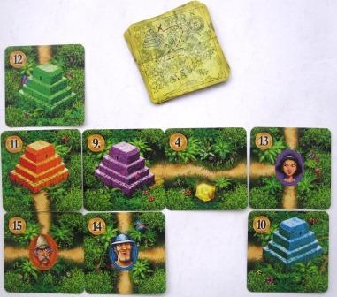 Karuba - Das Kartenspiel