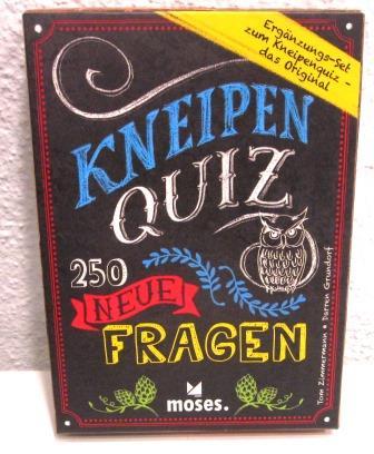 Kneipenquiz - 250 neue Fragen