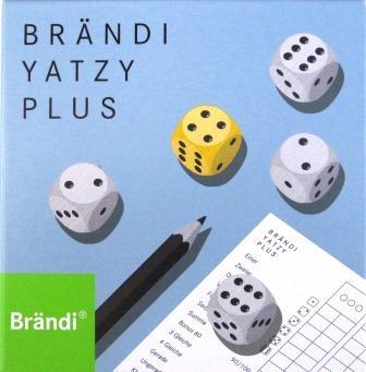 Brändi Yatzy Plus