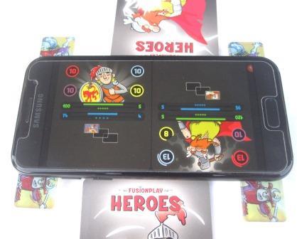 FusionPlay - Heroes