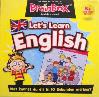 BrainBox - Let's learn English
