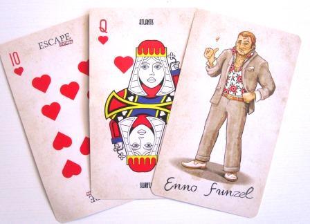 Escape Dysturbia - Falsches Spiel im Casino