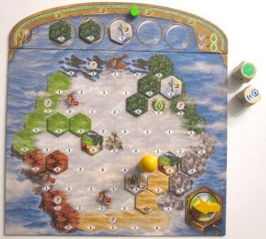 Die Inseln im Nebel