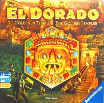 Wettlauf nach El Dorado - Die goldenen Tempel