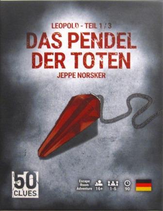 50 Clues - Das Pendel der Toten