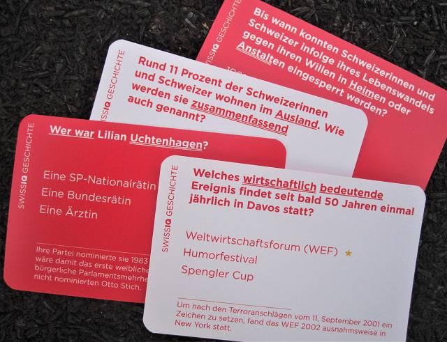 SwissIQ Geschichte