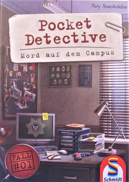 Pocket Detective - Mord auf dem Campus