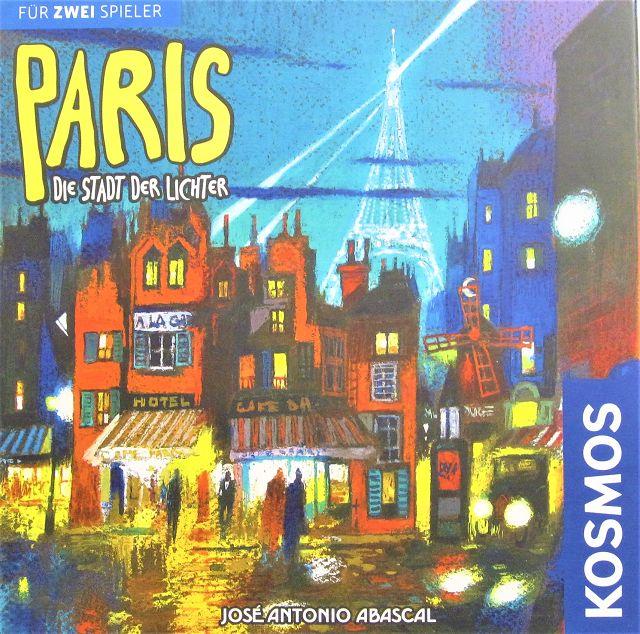 Paris - Stadt der Lichter