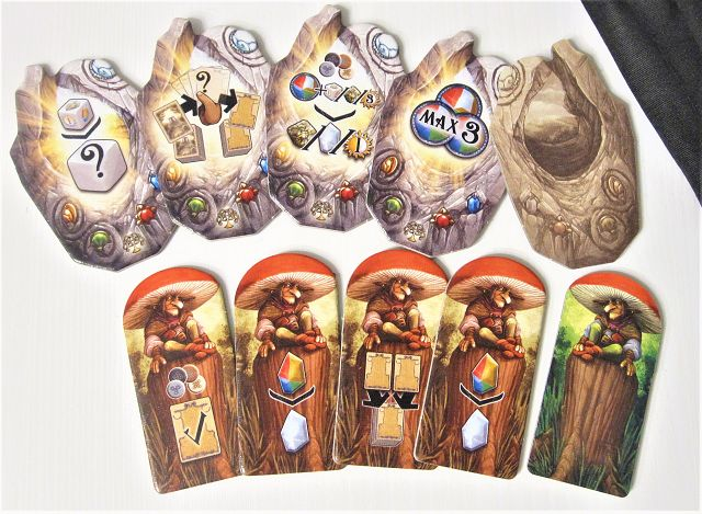 Rune Stones - The Enchanted Forest