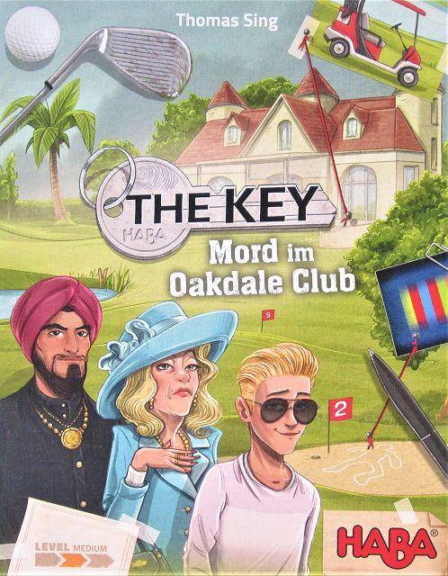 The Key: Mord im Oakdale Club