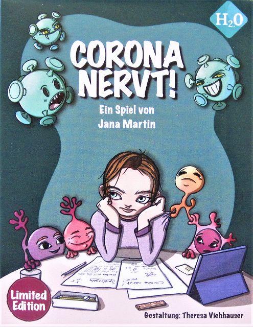 Corona nervt!