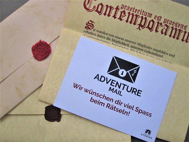 Adventuremail