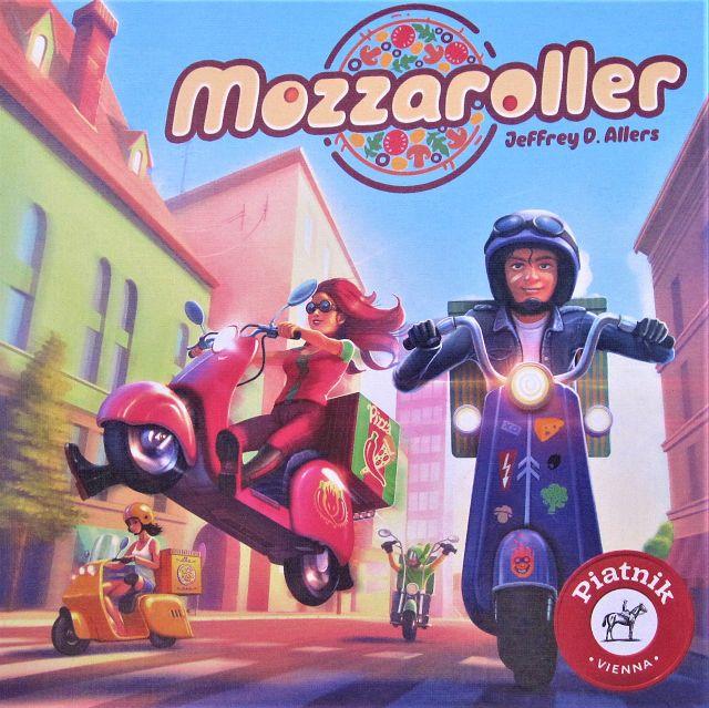 Mozzaroller