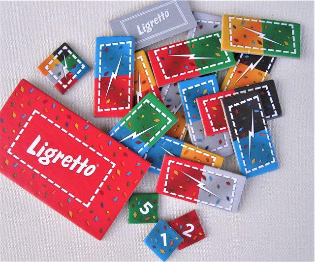 Ligretto - Das Brettspiel